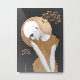 Gentle Beauty 7 Metal Print