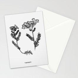 Tansy Botanical Stationery Cards