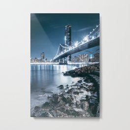 NEW YORK CITY LXXIV Metal Print