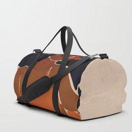 Red Sun Duffle Bag