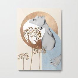 Gentle Beauty 8 Metal Print