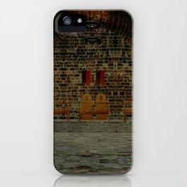 Medival Tavern iPhone Case