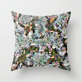 Accurate self worn sector. Throw Pillow