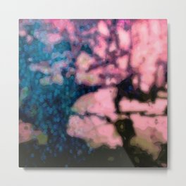 Aura:  A Puddle Metal Print