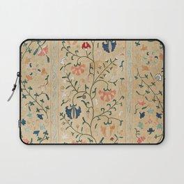 Uzbekistan Suzani Nim Embroidery Print Laptop Sleeve
