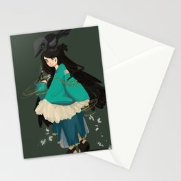 Kleptowitch Stationery Cards