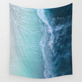 Turquoise Sea Wandbehang