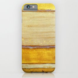 Colour Scheme For The Dining Room Of Aubrey House By James Mcneill Whistler | Reproduction iPhone Case