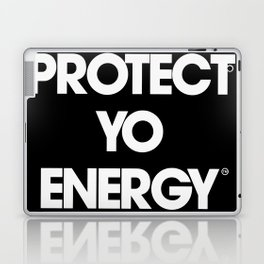 Protect Yo Energy BLK Laptop & iPad Skin