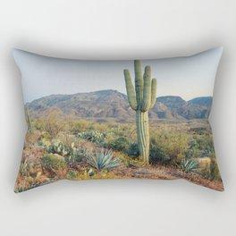 Spring in the Desert Rectangular Pillow