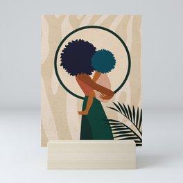 Stay Home No. 3 Mini Art Print