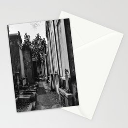 Passage (black and white) Stationery Cards