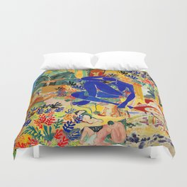 Matisse el Henri Duvet Cover