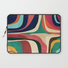 Impossible contour map Laptop Sleeve