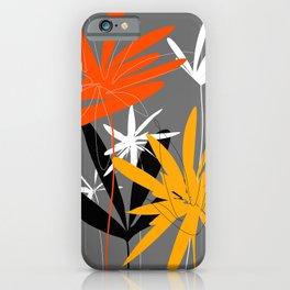 Floral 03B iPhone Case