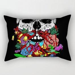 Beardtanical Rectangular Pillow