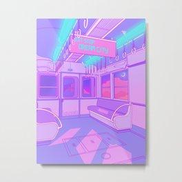 Dream City Metal Print