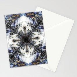 Flow Fractal Stationery Cards