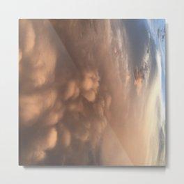 sky 001 Metal Print