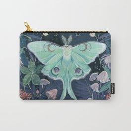 Luna Moth Tasche