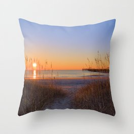 Pathway To Amazing Throw Pillow