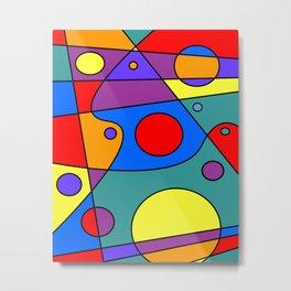 Klee #71 Metal Print