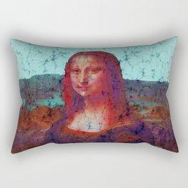 lajoconde Rectangular Pillow