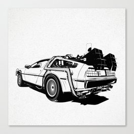 DeLorean / BW