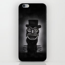The Babadook iPhone Skin