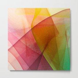 Abstraction III Metal Print