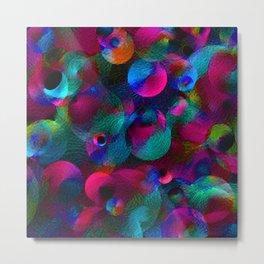 painterly balls Metal Print