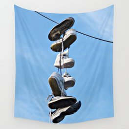 Shoestring Wall Tapestry