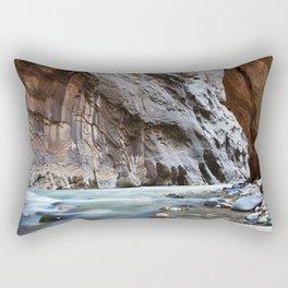 The Narrows Rectangular Pillow