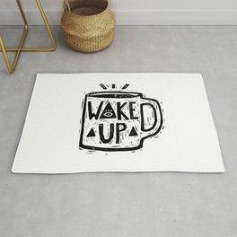 Wake Up Rug