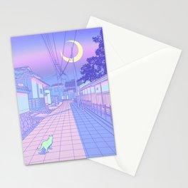 Kyoto Nights Stationery Cards