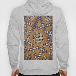 Star Tile Design Hoody