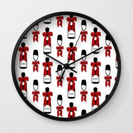 Romantic mood Wall Clock
