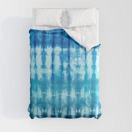 Shibori Ombre Nori Comforters