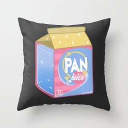 Pan Juice Throw Pillow