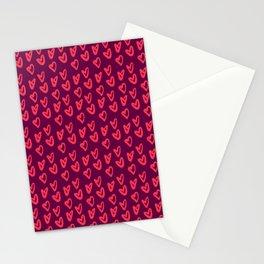 06DA141 | Love | Valentine Day | Pattern | Digital Art | Artist Amiee Stationery Cards