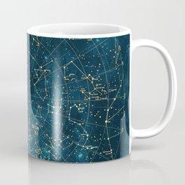 Under Constellations Coffee Mug