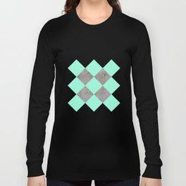 Sea on Concrete Long Sleeve T-shirt