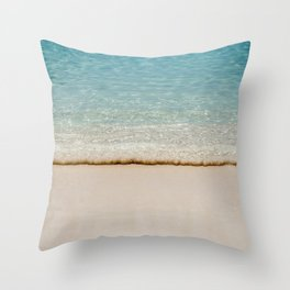 Incoming Throw Pillow