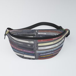 Old School Hip Hop CD Collection Fanny Pack