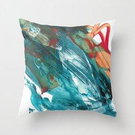 august in sebastopol, pt. 2 Throw Pillow