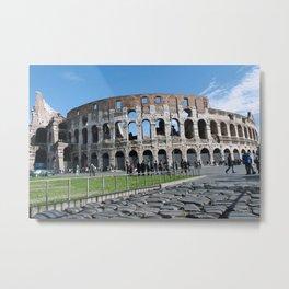 Colosseum Metal Print