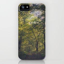 Hayes Arboretum in Indiana iPhone Case