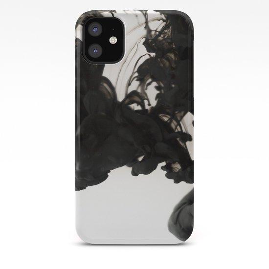 Black ink in water by kochampolska