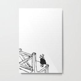 Inner peace Metal Print