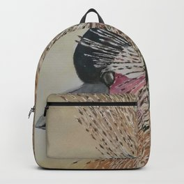 AWESOME AFRICAN CRANE Backpack